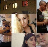 Изправят пред съда убиеца Викторио Александров, затрил жена си и детето си