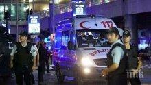 Брутално: Българин с мачете вилня из Истанбул. Полицията го спря с 20 куршума (ВИДЕО)