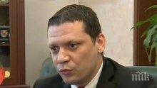 Поканиха Илиан Тодоров да подпише споразумение за сътрудничество с Рабат