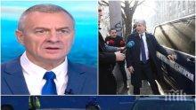 Цветлин Йовчев с горещ коментар за ареста на Нено Димов и за промените в Закона за НСО