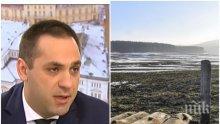 Емил Караниколов с експресен коментар за решаването на водната криза в Перник - има ли опасност за софиянци, по колко вода ще се подава за перничани