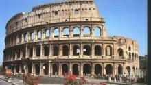 Пропада земята край Колизеума