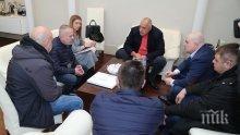 ПЪРВО В ПИК! Борисов изрази съболезнования на близките на убития в Гърция Тоско Бозаджийски: Насилието и хулиганството в спорта са недопустими (СНИМКИ)