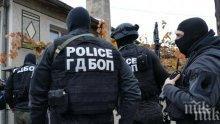 МВР В АКЦИЯ: Девет пласьори на дрога са арестувани в Русе при спецоперация на полицията