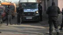 АКЦИЯ: Полиция влезе в завода за хартия в Никопол