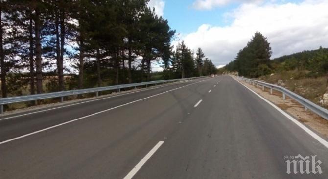 """ВАЖНО: Промени в движението по магистрала """"Струма"""""""