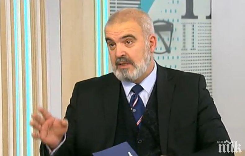 СТРЯСКАЩИ ДАННИ! Депутатът Маноил Манев: 700 са на отчет за тежки престъпления в Детска педагогическа стая