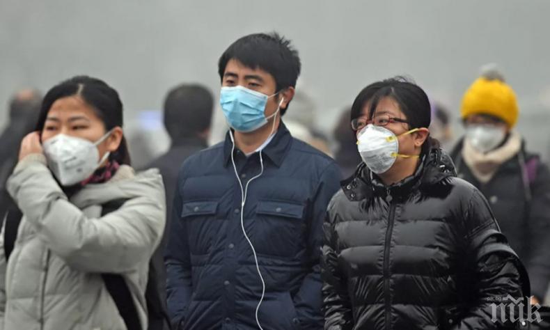 Китай потвърди: Новия вирус се предава между хора