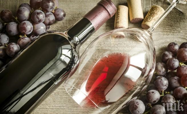 Безвъзмездната помощ за промоции на вино става 80%