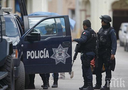 Удар: Мексиканската полиция задържа един от главатарите на Североизточния картел