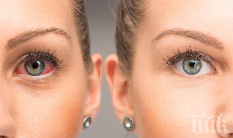 Тези осем неща вредят на здравето на очите