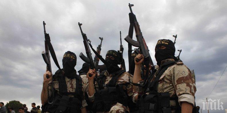 """Туркменски главорез застана начело на """"Ислямска държава"""" (СНИМКА)"""