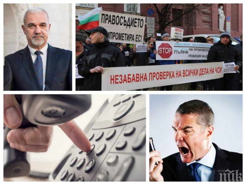 САМО В ПИК TV! Представител на потърпевшите от ЧСИ емва и рекетьорите от колекторските фирми. Евродепутати идват на крака у нас заради терора (ОБНОВЕНА)