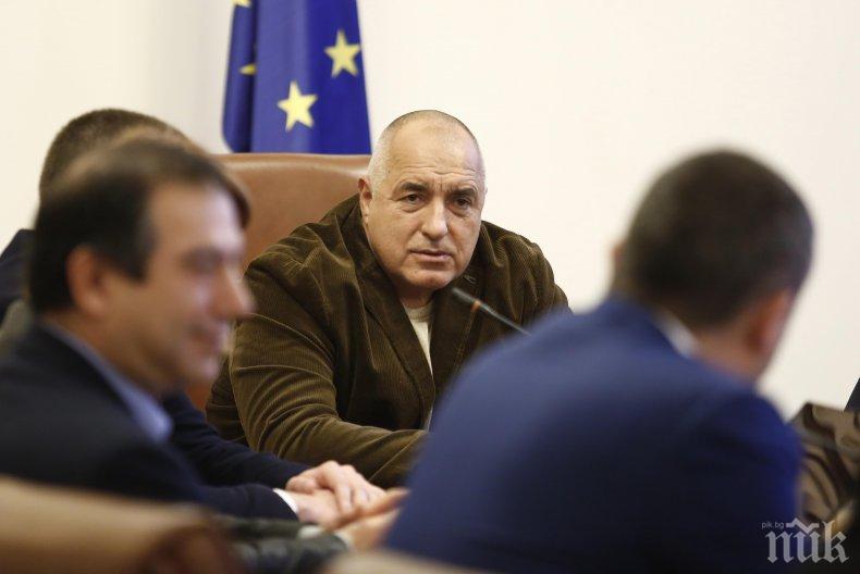 МЪЛНИЯ В ПИК! Премиерът Бойко Борисов се среща с близките на убитата в Галиче Андреа