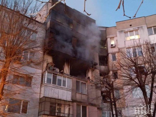 Кметът на Варна издаде заповед - ограничи достъпа до 14 апартамента в взривения от Веселин блок