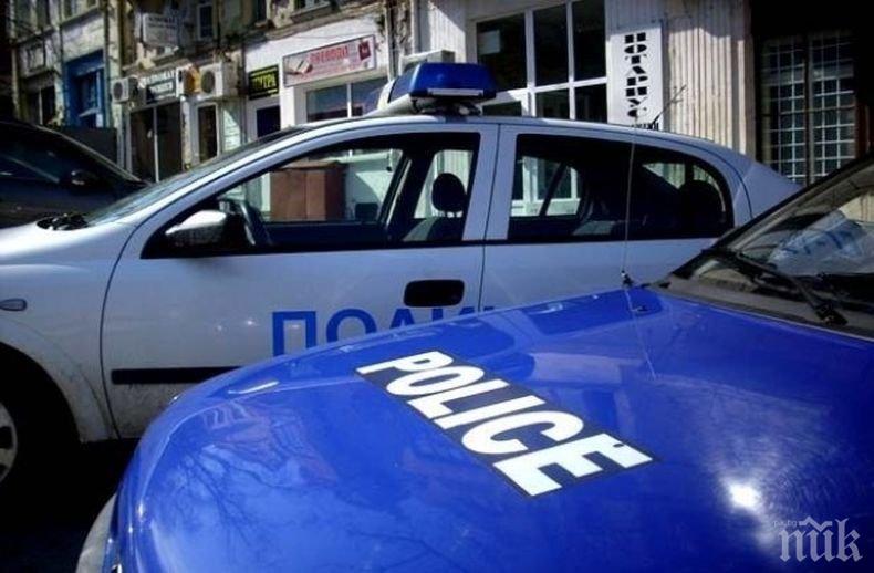 Закопчаха трима крадци в Добрич
