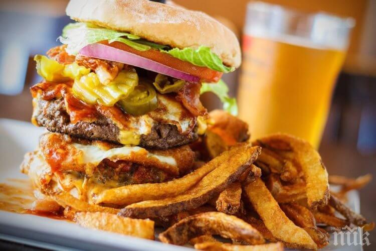 Как мазните храни вредят на здравето ни