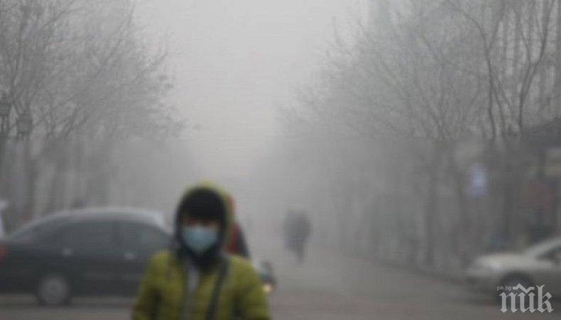 Сърбия първа в Европа по смъртни случаи, причинени от замърсен въздух