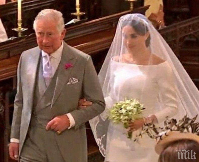 ОТ ЛИЧНАТА СМЕТКА: Принц Чарлз поема издръжката на Хари за една година