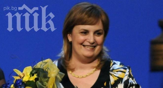 """Главният редактор на """"Стандарт"""" Славка Бозукова пред ПИК: Учудена съм от думите на Рашидов, не сме зависими от Пеевски"""