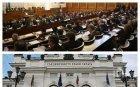 ИЗВЪНРЕДНО В ПИК TV: Мощен скандал в парламента! Депутатите се хващат за гушите заради вота на недоверие, викат Борисов в зала - гледайте НА ЖИВО!
