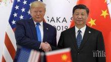 Доналд Тръмп с положителна оценка за борбата на властите в Китай  с новия коронавирус