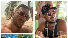 ДРАМА: Коцето трепери в самолета от Тайланд - чалга звездата в ужас заради камикадзе