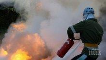 Преброиха 80 изгорели коли в пламналата автоморга