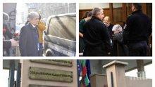 НЕВОЛИ ЗАД РЕШЕТКИТЕ: Нено Димов дели килия с цигани и с автокрадеца Пери, забранил на семейството си да идва в ареста