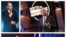 НА СТАРТА: Новият водещ на БТВ се гаври със Слави - обещаха на Николаос Цитиридис 20 години ефир