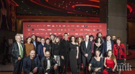 ПРЕМИЕРА: Руши Видинлиев на червения килим на най-новия БГ филм
