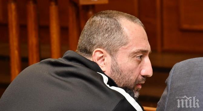 """Съдът пак остави Митьо Очите в ареста заради """"опасен рецидив"""""""