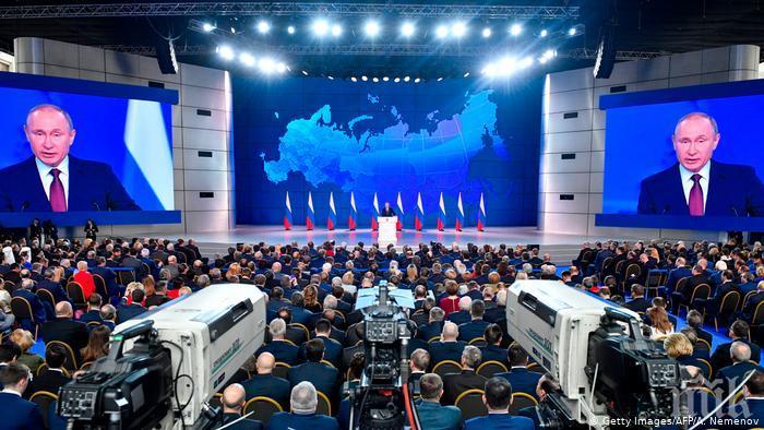 Петър Волгин: Путин прави Русия още по-силна