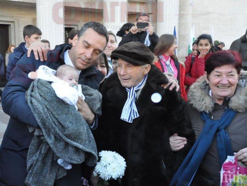 ТЪЖНА ВЕСТ: Почина бургаският столетник дядо Никола