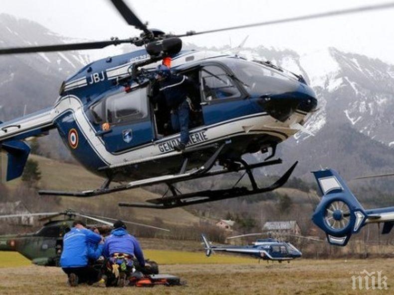 Спасеният турист на Скакавишкия водопад е в добро състояние