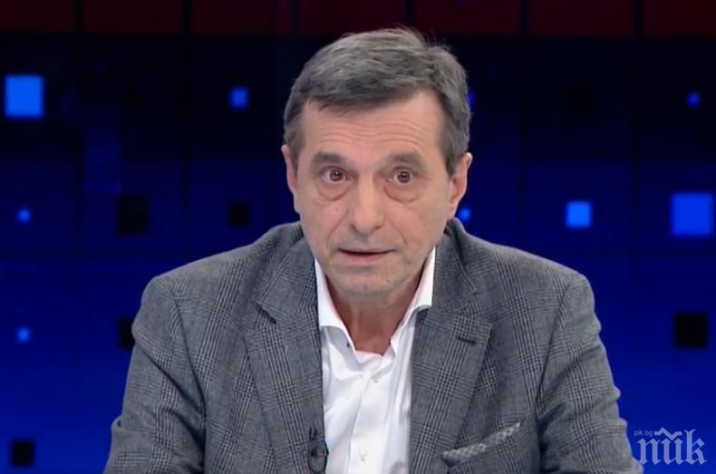 Димитър Манолов: Цялата пенсионна реформа е направена погрешно