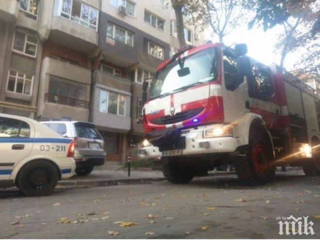 Трагедия: Възрастна жена е загинала при пожар в Пловдив