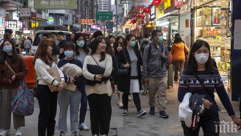 МАЩАБНО: В Китай вдигат огромна болница за болните с коронавируса