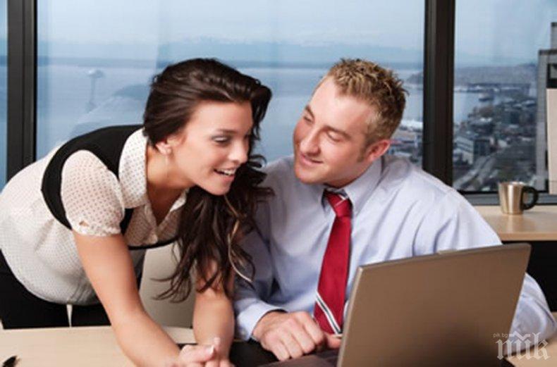 ПРОУЧВАНЕ УСТАНОВИ: Мъжете са два пъти по-емоционални на работното място
