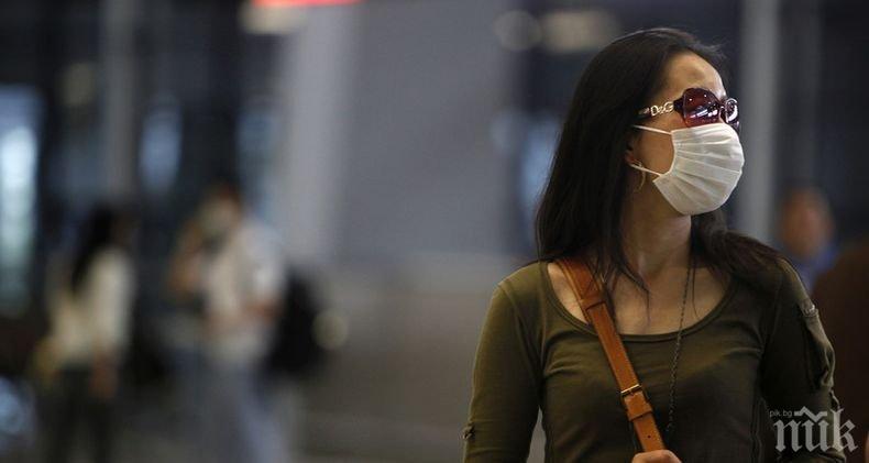 Заразата расте: Броят на заболелите от новия коронавирус в Китай надмина 570 души