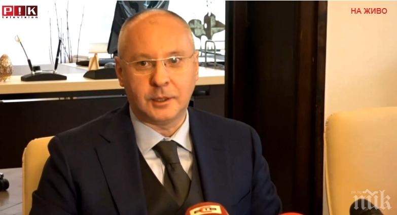 Станишев предрича провал на вота на недоверие на БСП срещу правителството