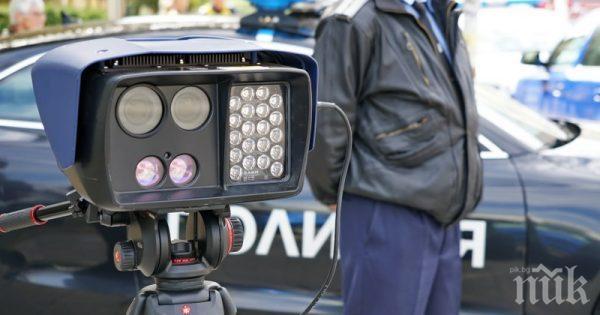 СЛЕД АКЦИЯТА: СДВР прибра 15 шофьорски книжки, задържа двама