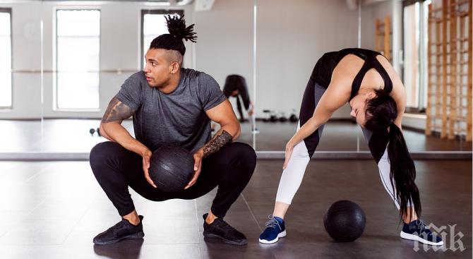 Тези упражнения ще направят секса по-хубав