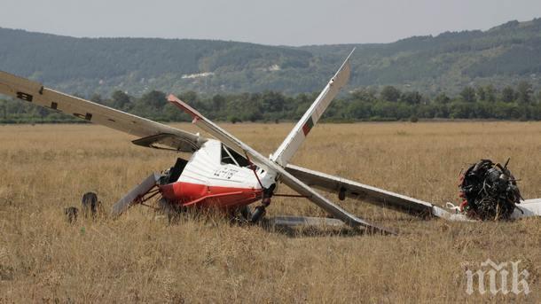 Излязоха първи подробности за самолетната катастрофа край Русе