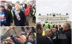"""РАЗКРИТИЕ В ПИК: Ето кои са спонсорите на протеста на БСП, """"Възраждане"""" и Мая Манолова - близки до ДеБъ бизнесмени пратили автобуси с работници от Велико Търново. Обсадиха Министерски съвет (СНИМКИ/ОБНОВЕНА)"""