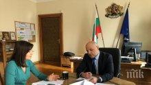 Томислав Дончев: България може да служи като пример за усвояването на евросредства по кохезионната политика