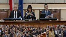 ПЪРВО В ПИК TV: Вотът на недоверие на БСП отиде в коша! 124 депутати бетонираха правителството, Нинова и трупата й с поредния си цирк (ОБНОВЕНА/СНИМКИ)