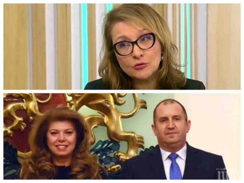 ГОРЕЩ КОМЕНТАР! Проф. Антоанета Христова за речта на президента: Ето от какво се страхува Румен Радев?