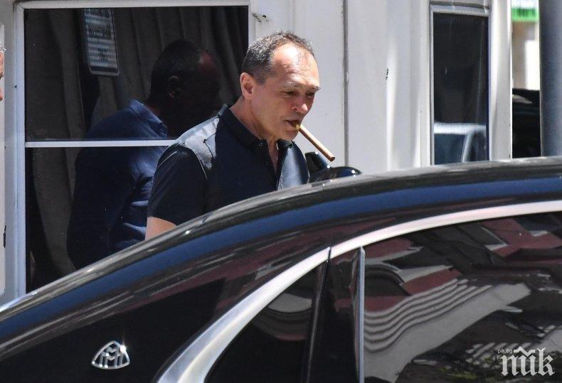 ИЗВЪНРЕДНО: Васил Божков с първи коментар след новината за повдигнатите обвинения