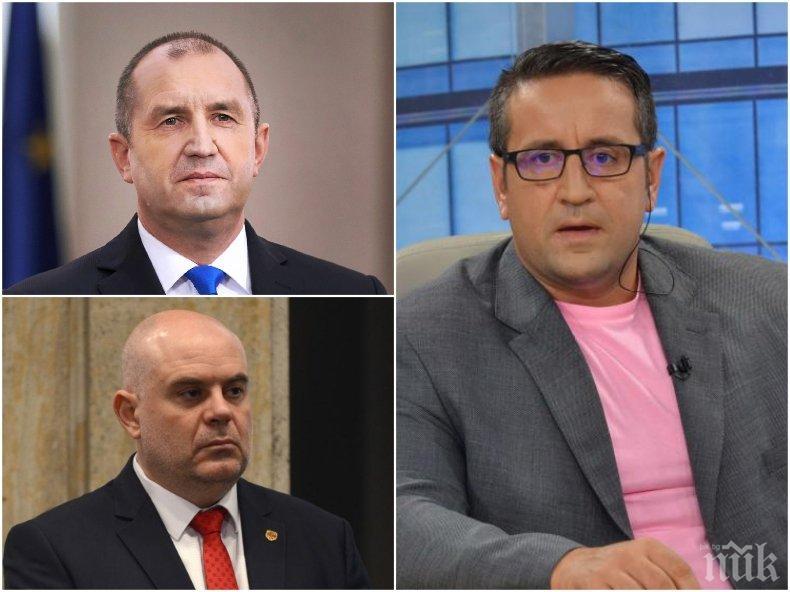 ГОРЕЩО В ПИК! Георги Харизанов пред медията ни: Осуетяването на проверка на антикорупционна комисия е достатъчно основание за всеки един президент по света да се раздели с поста си!